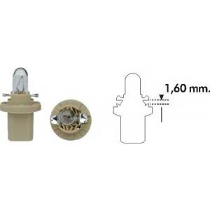 MAGNETI MARELLI 002052800000 PB5 1,5W 12 Лампа накаливания (12V 1,5W PB5)