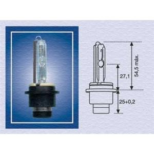 MAGNETI MARELLI 002541100000 D2S Лампа накаливания