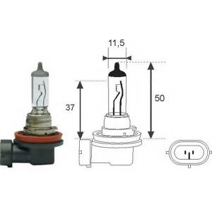 MAGNETI MARELLI 002547100000 H8 12 Лампа накаливания (H8 12V 35W)