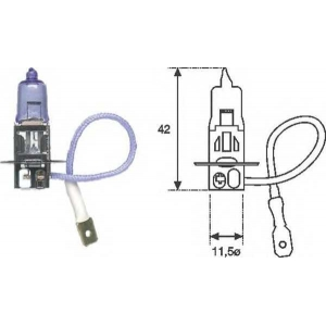 MAGNETI MARELLI 002553100000 H3 12 Лампа накаливания (H3 12V 55W)