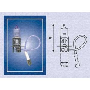 MAGNETI MARELLI 002554100000 H3 24 Лампа накаливания (H3 24V 70W)