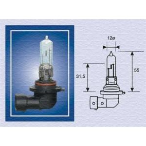MAGNETI MARELLI 002577200000 HB3 12 Лампа накаливания (HB3 12V 65W)