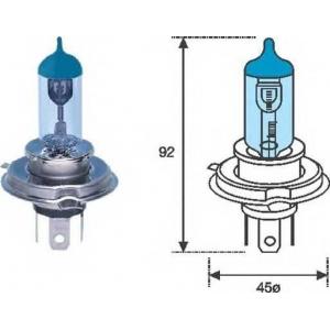 MAGNETI MARELLI 002602100000 H4 12 BL Лампа накаливания (H4 12V 60/55W BL)