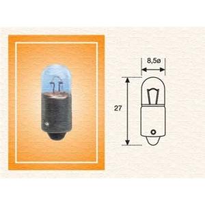 MAGNETI MARELLI 002893100000 T4W 12 Лампа накаливания (12V T4W)