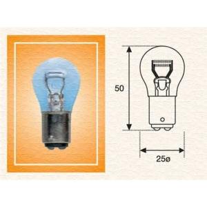 MAGNETI MARELLI 008529100000 P21 4W 12 Лампа накаливания (12V P21/4W)