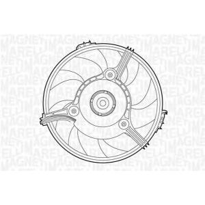 MAGNETI MARELLI 069422263010 Вентилятор, охлаждение двигателя
