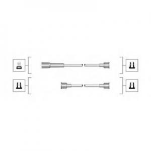 MAGNETIMARELLI 941319170109 Комплект проводов зажигания (пр-во Magneti Marelli кор.код. MSQ0109)