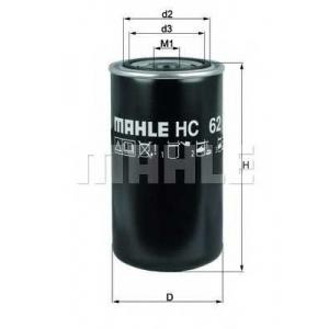 MAHLE HC62 Фильтр