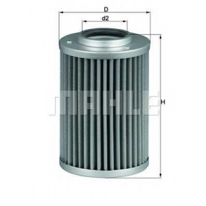 MAHLE FILTERS HX40 Фільтр гідросистеми Mahle Iveco, MAN, Daimler