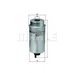 MAHLE KC116 Фильтр топлива  Ford