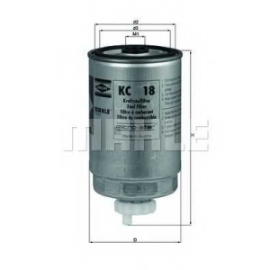 MAHLE FILTERS KC18
