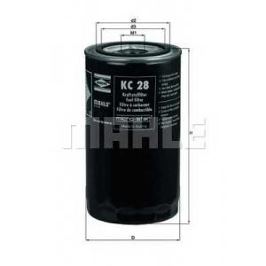 MAHLE FILTERS KC28 Фільтр паливний Mahle Caterpillar