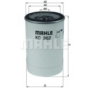 MAHLE FILTERS KC362D
