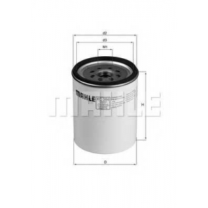 MAHLE FILTERS KC384D