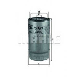 MAHLE KC 85/1 Фильтр топливный