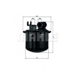 MAHLE KL 183 Фильтр топливный Honda, Rover