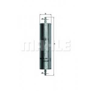 MAHLE KL 232 Фильтр топливный Mahle