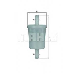 kl260of mahle Топливный фильтр
