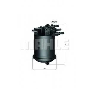 MAHLE KL414 Фильтр топлива  Renault