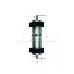 MAHLE FILTERS KL660