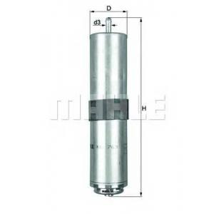 MAHLE KL763D Фільтр паливний