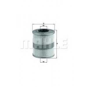 MAHLE KX218D Фільтр паливний