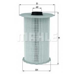 MAHLE KX 229D Фильтр топливный Mahle