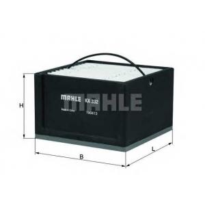 MAHLE FILTERS KX332 Фільтр паливний Mahle MAN TGS,TGX