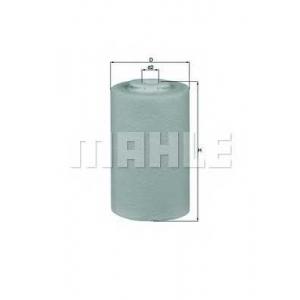 MAHLE KX 68D Фильтр топливный Mahle