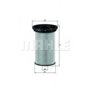 MAHLE KX 69 Фильтр топливный Mahle
