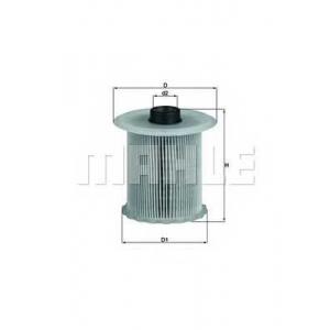 kx81d mahle Топливный фильтр RENAULT MEGANE седан 1.9 TDI