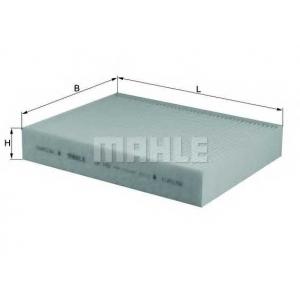 MAHLE LA742 Фильтр салонный Mahle