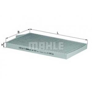 MAHLE LAK 469 Фильтр салонный Mahle
