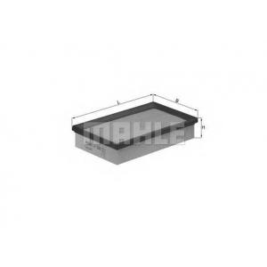 MAHLE LX1585 Air filter