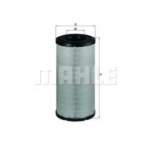 MAHLE LX1775 Air filter