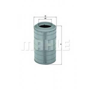 MAHLE LX1789 Air filter