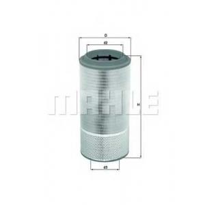 MAHLE LX2109 Air filter