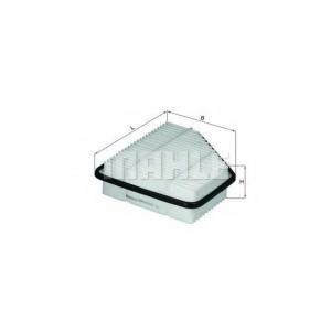 MAHLE FILTERS LX2864 Фільтр повітряний Mahle TOYOTA 1.4D, 2.0, 2.0D, 2.2D, 2.2D, 2.2D-CAT