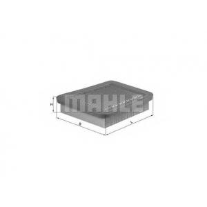 MAHLE FILTERS LX543 Фільтр повітряний Mahle Mazda