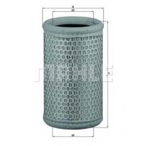 MAHLE LX646/1 Фильтр воздушный