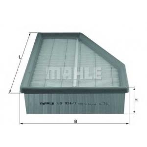 MAHLE LX934/1 Фільтр повітряний