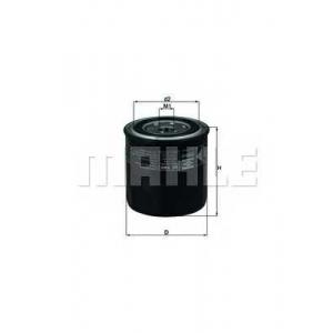MAHLE OC140 Фильтр масла  Nissan