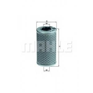 MAHLE OX103D фильтр