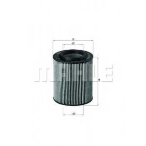 MAHLE OX154/1D фильтр