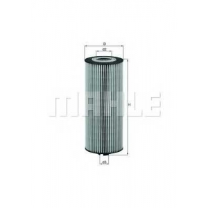 MAHLE FILTERS OX174D