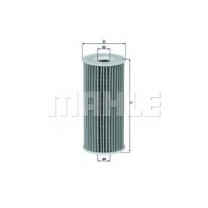 MAHLE FILTERS OX201D