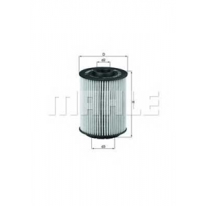 MAHLE FILTERS OX356D