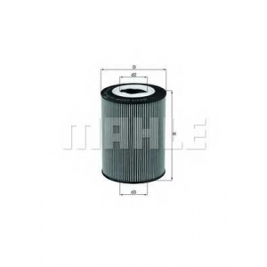 MAHLE FILTERS OX359D