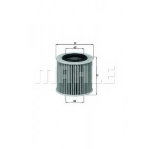 ox360d mahle Масляный фильтр SEAT IBIZA Наклонная задняя часть 1.2