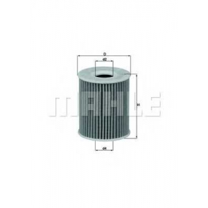 MAHLE FILTERS OX424D